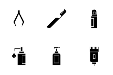 Grooming Icon Pack