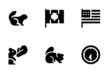 Groundhog Day Icon Pack