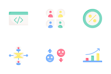 Growth And Marketing Icon Pack