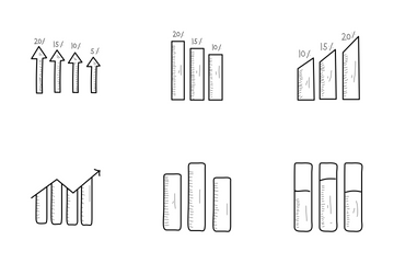 Growth Chart Vol 1 Icon Pack