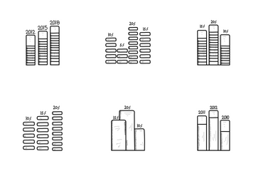 Growth Chart Vol 2 Icon Pack