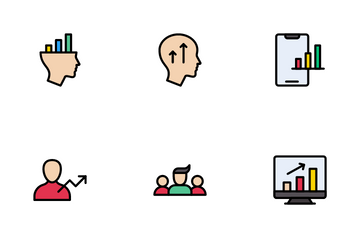Growth Hacking Icon Pack