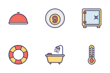 Guest House Icon Pack