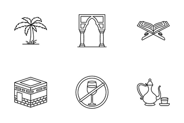 Gulf Culture Icon Pack