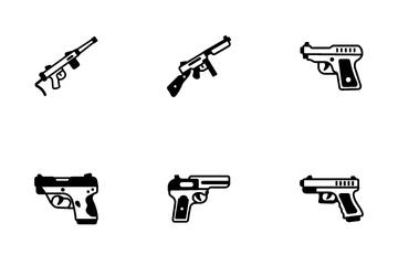 Guns Icon Pack