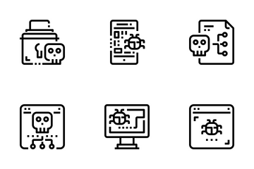 Hacker  Icon Pack