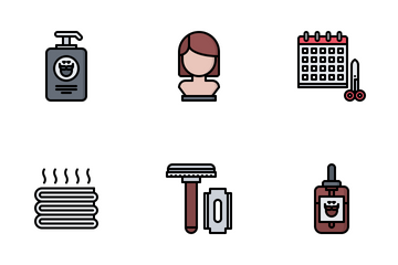 Hairstyle Icon Pack