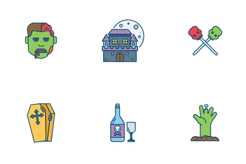 Halloween - 2017 Icon Pack