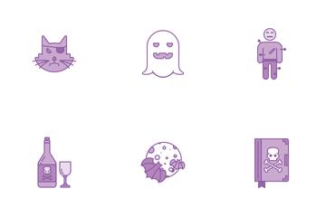 Halloween - 2017 Icon Pack