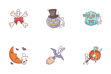 Halloween Icon Pack