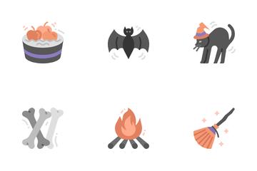 Halloween Icon Pack