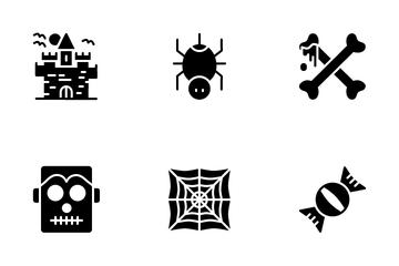 Halloween Symbol Icon Pack