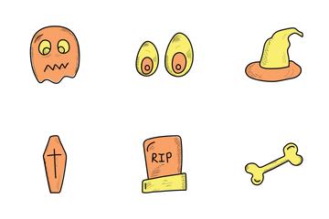 Halloween Vol 1 Icon Pack