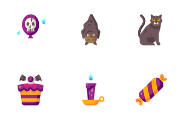Halloween Vol 2 Icon Pack
