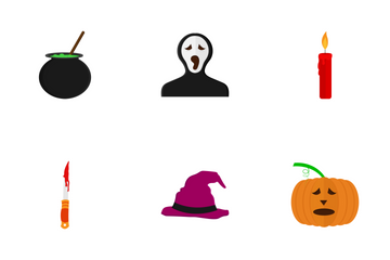 Halloween Vol 4 Icon Pack