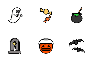 Hallowen Icon Pack