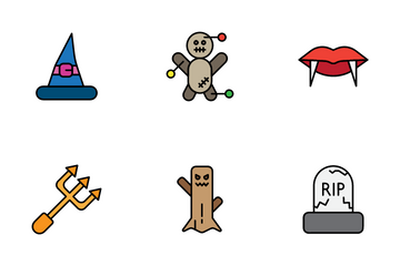 Hallowenn Vol-2 Icon Pack