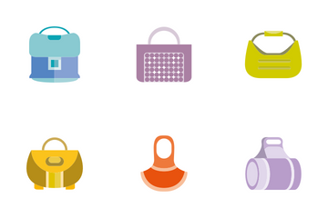 Hand Bag 1 Icon Pack