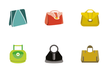 Hand Bag 2 Icon Pack