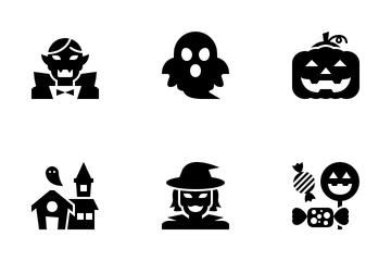 Happy Halloween Icon Pack