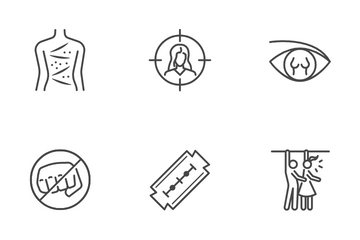 Harassment Icon Pack