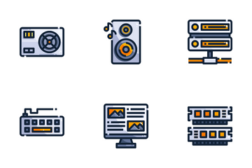 Hardware Icon Pack