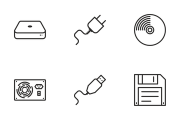 Hardware Set Icon Pack