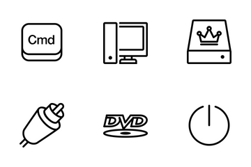 Hardware Vol 1 Icon Pack