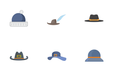 Hat Icon Pack