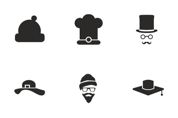 Hats Icon Pack