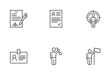Headhunting Icon Pack