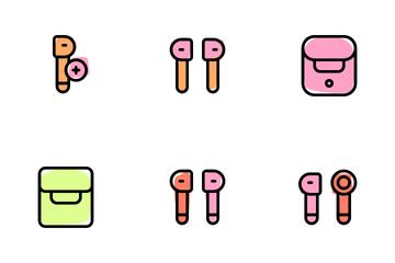 Headphone & Earphone Icon Pack