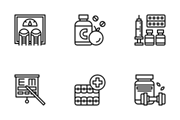 Health Icon Pack