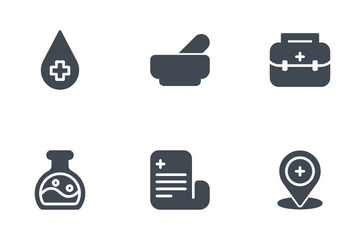 Health And Medical Icon Pack