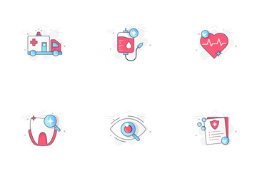 Health Care & Medical Icon Pack