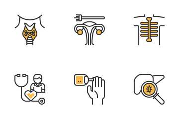 Health Checkup Icon Pack