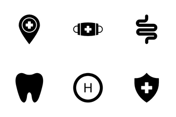 Health Vol 1 Icon Pack