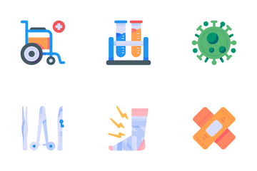 Healthcare And Medical Icon Pack