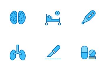 Healthcare & Medicine Icon Pack