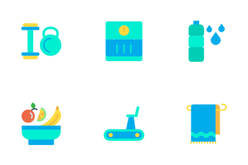 Healthy Icon Pack