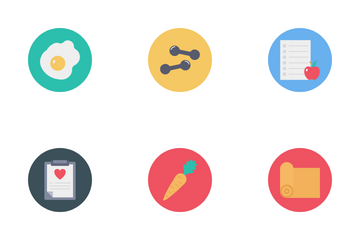 Healthy Life Icon Pack