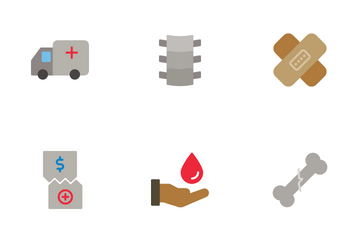Healthy Medic Icon Pack