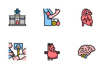 Heath And Medical Icon Pack