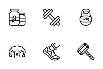 Heavy Athletics Icon Pack