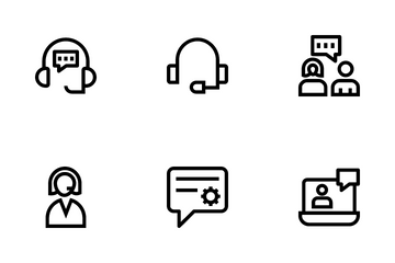 Help And Care Center Vol 3 Icon Pack