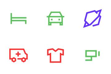Hexa Vol.1 Icon Pack