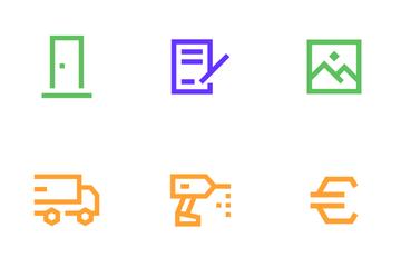 Hexa Vol.2 Icon Pack