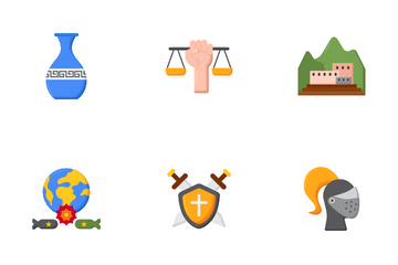 History Icon Pack