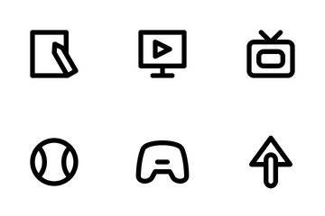 Hobbies Icon Pack