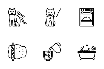 Hobbies And Freetime Icon Pack